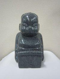 中国産御影石ビリケン像