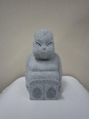 画像1: 国産最高級御影石ビリケン像