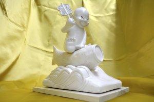 画像1: 【1体限定!】五月人形ビリケン